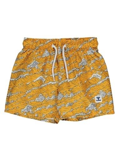 Hummel Marty Yüzme Şortu Sarı